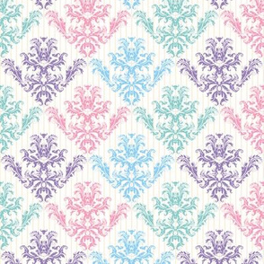 Fruity Tutty Damask