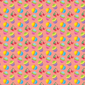 Cupcakes & Cherries - Pink