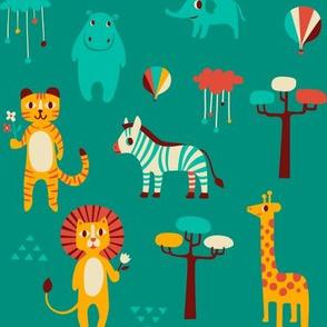 Silly Safari
