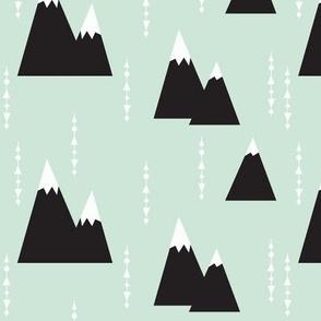 mint mountain - elvelyckan