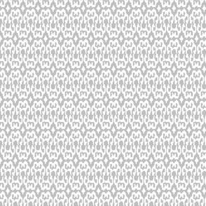 ESPERANZA - small print - minimal gray + white