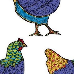 Doodle Hen 2