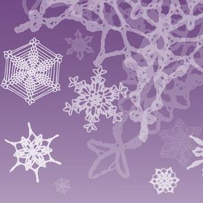 Snowcatcher Gradient Lavender 01