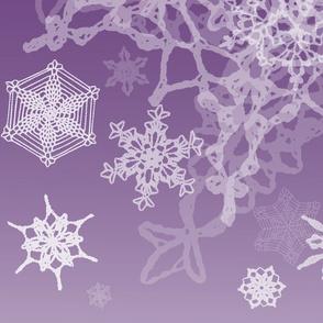 Snowcatcher Gradient Lavender 03