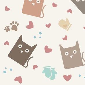 Kittens 'N Mittens