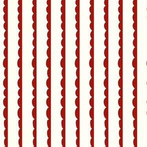 Christmas Ornaments - Pretty Stripes