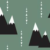green mountain - elvelyckan