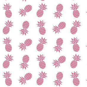 Pineapples-rose