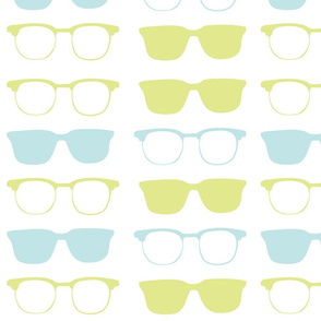 Sunglasses-PastelBlue
