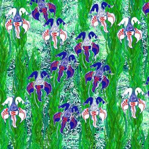 Ottoman Iris