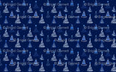 Christmas Tree Elegance