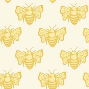 Sweet as Honey Bees Gold