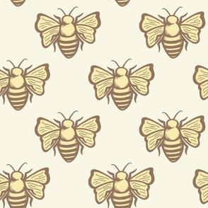 Sweet as Honey Bees Brown