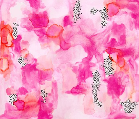 Rrrrrhot-pink-watercolor-abstract-scattered-triangles-fixed-borders_shop_preview