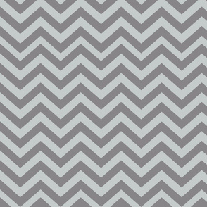 Dark Gray and Light Gray Chevrons