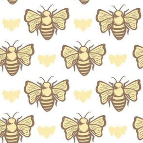 Sweet as Honey Bees - Bees Mixed
