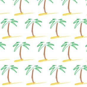 Palm tree heaven