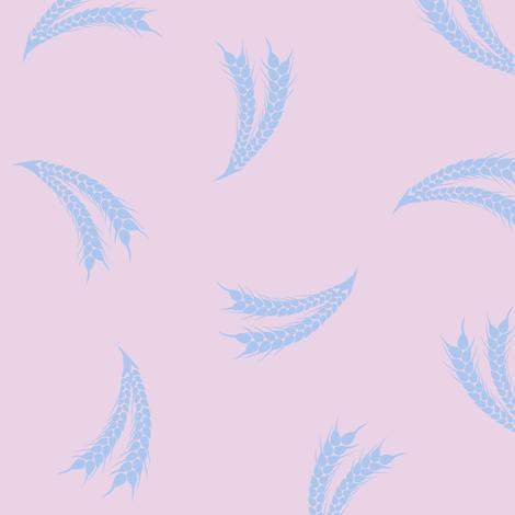 Grain Splash in Dusty Lilac fabric by elliottdesignfactory on Spoonflower - custom fabric