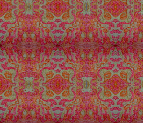 Jubilance fabric by missyauntie on Spoonflower - custom fabric