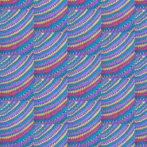 Jellybean Ruffles