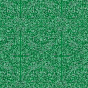 Green/Lilac