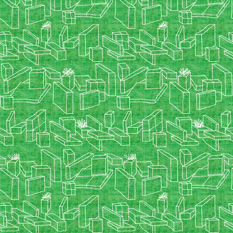 gift boxes fabric by jenr8 on Spoonflower - custom fabric
