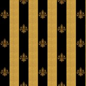 Rgold_and_black_fleur_de_lis_2_inch_wide_dblspac_shop_thumb