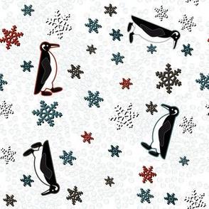 Never Cold (Coordinate Penguins)