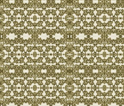 gold 4 fabric by kociara on Spoonflower - custom fabric