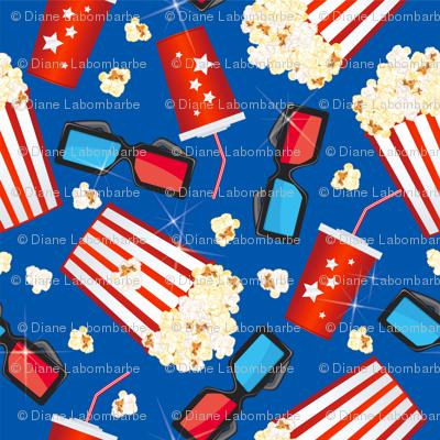 movies_popcorn_pattern_1_blue