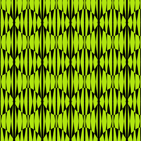 Striped Lemon Drops fabric by eve_catt_art on Spoonflower - custom fabric