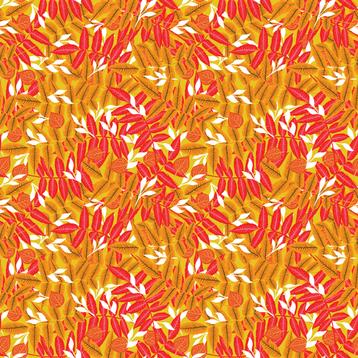 golden fall fabric by daria_rosen on Spoonflower - custom fabric