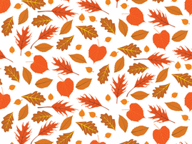 autumn richness fabric by daria_rosen on Spoonflower - custom fabric