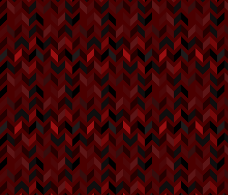 Flightpath (Red) fabric by sugarxvice on Spoonflower - custom fabric
