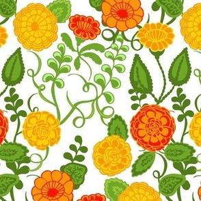 Marigold - a dose of sunshine
