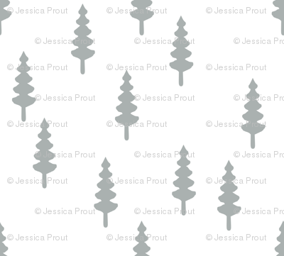 forest // grey - Northern Lights