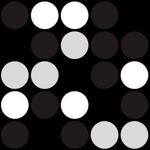 Inner Circles (Black)