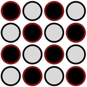 Polka Spots (White)
