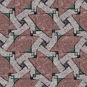 Stone Floor, Pink