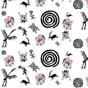 Petroglyph Dance