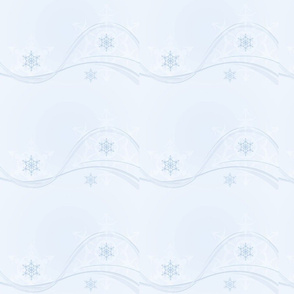 Snowflakes and Snowdrifts