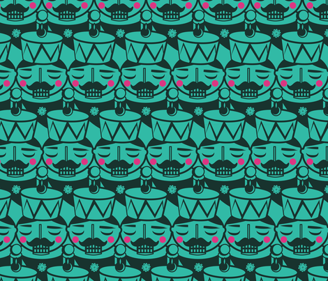 let's get crackin fabric by annaboo on Spoonflower - custom fabric