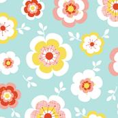 Spunky Floral