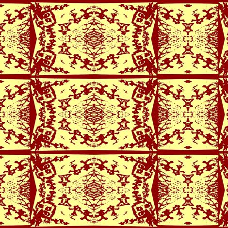 Schtel - Dancing for joy! fabric by winterblossom on Spoonflower - custom fabric