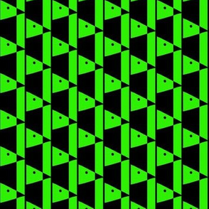 Green Bird Triangulation