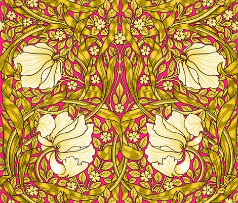 Rwilliam_morris___pimpernel____sunshine_on_courtesan__peacoquette_designs___copyright_2014_shop_preview