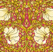 Rwilliam_morris___pimpernel____sunshine_on_courtesan__peacoquette_designs___copyright_2014_shop_thumb