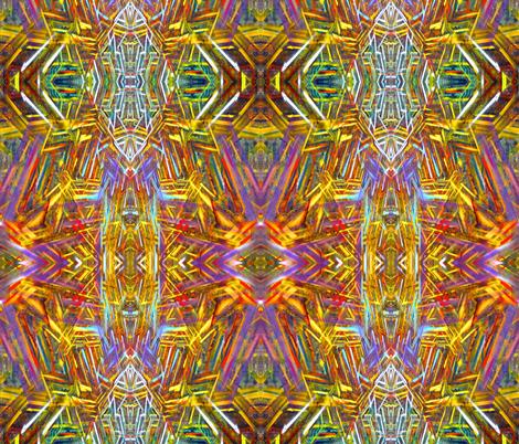 Arch Of Graffiti  fabric by hrhsf-designs on Spoonflower - custom fabric