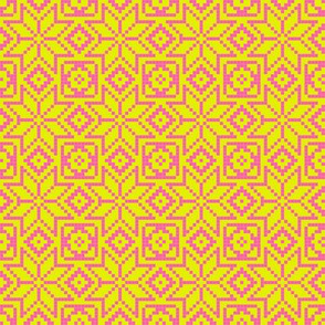 Nordic Star pink/lime