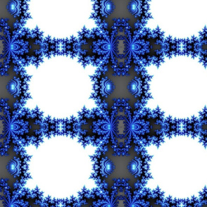 Bright Fractal Abstract